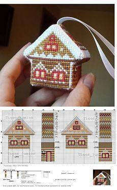 Thrilling Designing Your Own Cross Stitch Embroidery Patterns Ideas. Exhilarating Designing Your Own Cross Stitch Embroidery Patterns Ideas. Cross Stitch House, Xmas Cross Stitch, Cross Stitch Charts, Cross Stitch Designs, Cross Stitching, Cross Stitch Embroidery, Embroidery Patterns, Simple Embroidery, Biscornu Cross Stitch