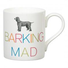 Barking Mad Mug