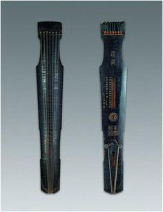 千年古琴   清梵 仲尼式古琴
