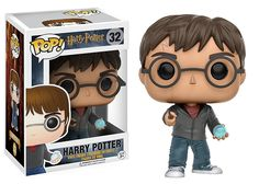 Amazon.com: Funko Harry Potter Harry w/Prophecy (BD) Pop Figure $6.98