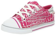 umi Terri Lace-up Sneaker (Toddler/Little Kid/Big Kid),Pink,32 EU(1 M US Little Kid) umi. $44.95. N/A. flexible outsole. Textile/Synthetic. cushioned insole. Rubber sole. Made in Vietnam. Non-marking outsole