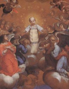 l'Enfant-Jésus adoré par les anges