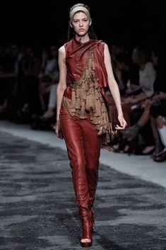 A.F. Vandevorst Spring 2012 Ready-to-Wear Collection - Vogue