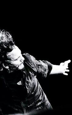Eddie Vedder . musician, singer, songwriter and multi-instrumentalist