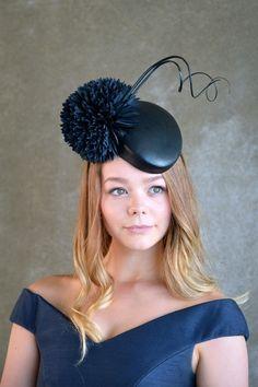'Gabrielle' handmade headpiece by Cessiah Alice Millinery