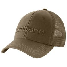ab8d675812e Carhartt Dunmore Cap - Light Brown Western Outfits