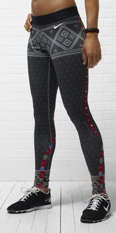 Oh I NEED these running tights!