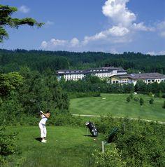 Golfen im ROBINSON Club Ampflwang