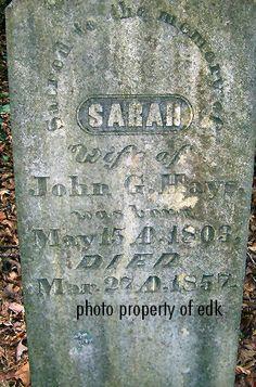 Sarah Rachel <i>Matthews</i> Hays Sarah Mathis Hays, born in Georgia, mother of Louisa Hays, who was grandmother of mary alice grayson