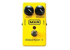 Dunlop Manufacturing :: Electronics :: MXR :: Distortion+