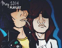 Playlist: May 2014 - featuring Weezer, Katy Perry, Iggy Azalea and more   thegoodgroupie.com
