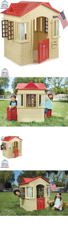 New Little Tikes Princess Cottage Playhouse