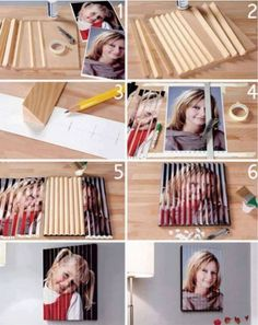 Great Idea!Was thinking using the kids kindergarten and senior picture for this when they get that old
