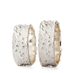 Silver wedding rings | Wim Meeussen &CTRA Silver Jewelry Antwerp