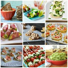 18 Easy Afternoon Snacks : Oven Love