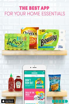 Boxed delivers all the products you love in bulk, so you can enjoy the best possible prices. With the Boxed app, you can shop from the convenience of your phone and be done with your stock-up trip in minutes. Download the free app for iPhone today.