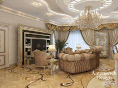 Романтика уюта от ANTONOVICH DESIGN: зd визуализация, интерьер #3dvisualization #interior arXip.com