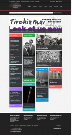 National Library website - http://natlib.govt.nz/