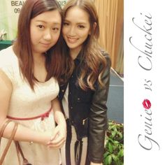 """@geniecullen's photo: """"With @janechuck at #generationbeautytalk2013 #today #sunday #happy #awesome #girl #gift #talk #mivva #penang #cititel"""""""