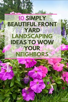 Does your front yard need a makeover? Need a little better curb appeal? Check out these 10 beautiful front yard landscaping ideas to help you out! maintenance garden ideas tips Small Front Yard Landscaping, Home Landscaping, Azaleas Landscaping, Cool Plants, Shade Plants, Shade Loving Shrubs, Shade Loving Flowers, Plants Under Trees, Full Sun Plants
