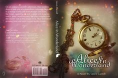 alice in wonderland book cover - Google Search