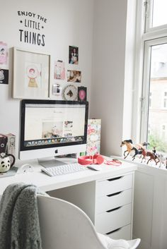 Workspace | Home Office Details | Ideas for #homeoffice | Interior Design | Decoration | Organization | Architecture | Desk