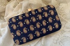 Zardosi Partywear Clutch Go Shopping, Stationery, Papercraft, Paper Mill, Office Supplies, Craft Supplies