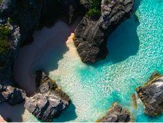 GREECE CHANNEL | Private beach?  Yes please!  http://www.greece-channel.com