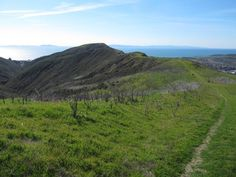 Ventura County Trails:  A panoramic view of the islands