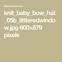 knit_baby_bow_hat_05b_littleredwindow.jpg 600×879 pixels