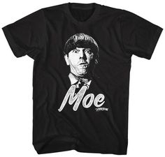 The Three Stooges- Wut It Do Moe Movies T-Shirt