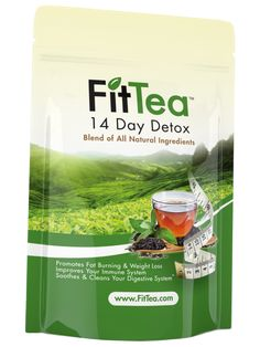 We get it, you want to get a flat tummy. Bloat's a bitch and so is feeling sluggish. Don't worry, we've got your back 14 Day Detox Stay Fit with Fit Tea Fit Tea is a loose leaf tea that contains a pow