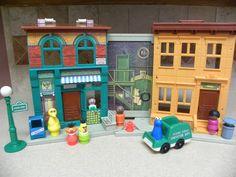 Sesame Street place