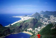 Brazil, my home.