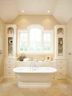 Best Cream Traditional Bathrooms Ideas On Pinterest White Design 7