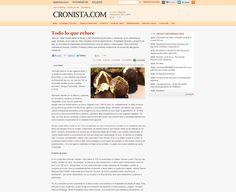 La web Cronista.com recomienda Vin Doré 24K