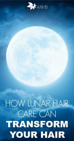 How Lunar Hair Care Can Transform Your Hair #haircare #Natural #naturalbeauty #health