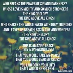 he turns my chaos into order/This is amazing grace - Google Search
