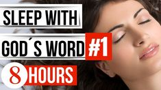These Bible verses for sleep (KJV) calmly read aloud with peaceful music will help you sleep if you have trouble falling asleep. Bible Prayers, Bible Scriptures, Christian Podcasts, Christian Movies, Christian Music Lyrics, Audio Bible, Bedtime Prayer, Inspirational Verses, Scripture Reading
