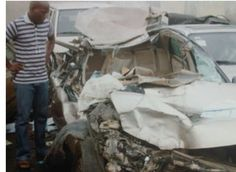 ABEOKUTAThree persons have reportedly lost their lives in an accident involving a Honda Civic car and a white Nissan cabstar at Olorunsogo village along Abeokuta-Sagamu Expressway.  The Public Relations Officer Traffic Compliance and Enforcement Corps TRACE Babatunde Akinbiyi who confirmed the incident yesterday said the accident occurred Saturday night.  Akinbiyi said the Nissan cabstar with number plates KSF 906 XR was speeding and in the process lost control.He said the cabstar left its…