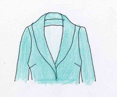 Que vous l'ayez dessiné par vous-même ou que vous utilisiez un patron déjà fait, il arrive un moment où vous aurez besoin de monter le col châle sur votre manteau ou veste. Je vais expliquer ici le montage du col châle avec parementure dos. Il faut savoir que le col châle est formé de deux …