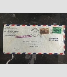 1948 Moscow Russia USSR US Embassy cover USA Diplomatic Mail to Camden Maine