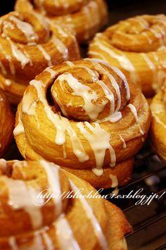 シナモンロール♪ : パリ-ストラスブール お菓子ブログ