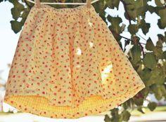 Cute little girlsskirt