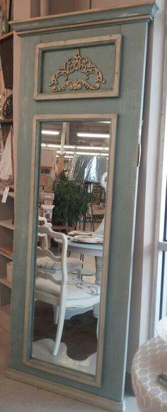 Shabby Chic mirror! #redouxhomemarket