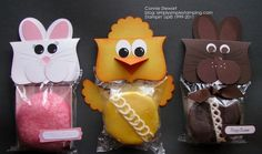 Totally cute Easter Treats!!