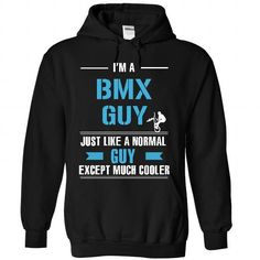 Cool bmx guy T Shirts, Hoodies. Get it here ==► https://www.sunfrog.com/LifeStyle/Cool-bmx-guy-1397-Black-24014768-Hoodie.html?57074 $39.99