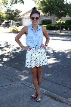 Easy Summer Time Fashion.