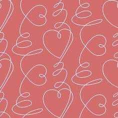 ref heartbeat CORAL  Tecido/ 140 cm largura / impermeável / sem brilho  Alegria, Vitalidade, Prosperidade e Sucesso é o significado da cor coral !
