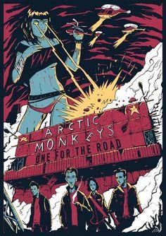 Hablemos de: Arctic Monkeys.